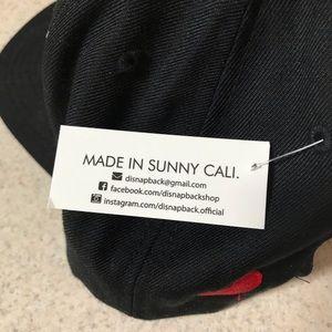 "e7655f4776c Accessories - NWT Disnapback.com ""love"" in Hebrew snap back hat"